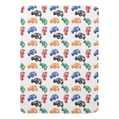 Baby colorful JEEP blanket Stroller Blankets