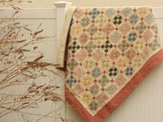 A quilt for Grammie - Diary of a Quilter - a quilt blog