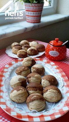 Tahinli Pekmezli Nefis Kurabiye (Tam Ölçü) – Nefis Yemek Tarifleri Muffin, Breakfast, Food, Meal, Eten, Meals, Muffins, Morning Breakfast