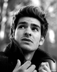 Just saw The Amazing Spiderman. Great movie, and Andrew Garfield may be my new obsession.