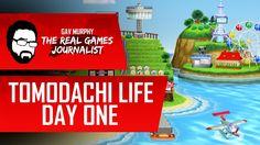 Tomodachi Life - Day 1 on My Island