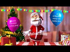 Vánoční PF - tančící santa - YouTube