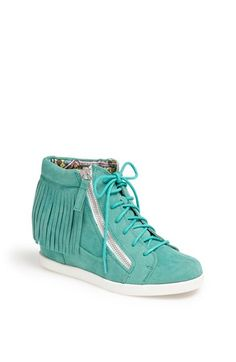 DV by Dolce Vita 'Pogo' Wedge Sneaker  (Little Kid & Big Kid) available at #Nordstrom