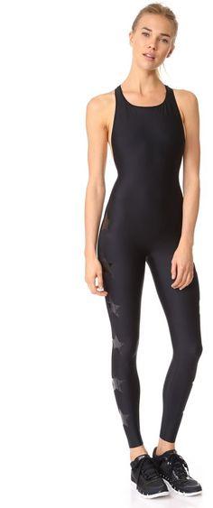 Ultracor Star Workout Bodysuit
