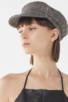 cc269cd4dda Plaid Baker Boy Hat. Urban Outfitters ...