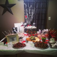 Fifty shades of grey party