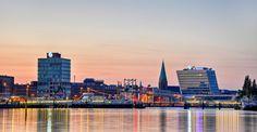 Kiel – Kreuzfahrten ab dem Hafen in Kiel