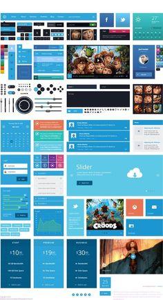 開啟來源網頁: http://www.behance.net/gallery..