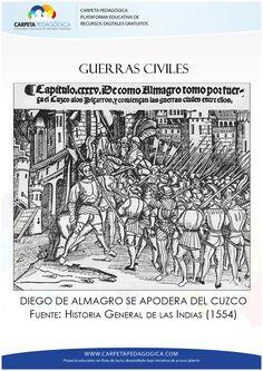 Gueras Civiles entre Conquistadores http://carpetapedagogica.com/bancodepreguntas-guerrascivilesentreconquistadores.php