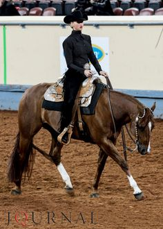 Texas A University's Carey Nowacek rides off with the inaugural AQHA Collegiate Horsemanship Challenge title, riding Invitemeforchocolate and RA Undisputed in the final two rounds http://aqha.com/Showing/World-Show/Blog/11152012-Collegiate-Horsemanship-Challenge.aspx#