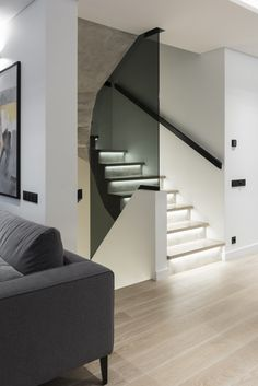 Treppe Ideen, Wendeltreppen, Innenarchitekturstudio, Haus Innenräume, Treppe