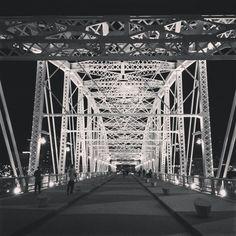 shelby street pedestrian bridge.