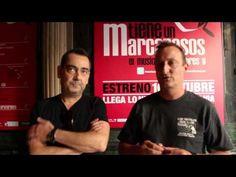 """Visitamos el musical de Hombres G, """"Marta tiene un marcapasos"""" #hombresg #MTUM #Musical #Madrid"""