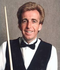 Terry Griffiths (Wal) World Champion 1979.