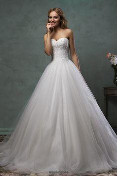 Wedding dress Monica   Amelia Sposa 2016