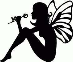 fairies sitting clipart free - Google Search