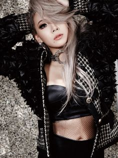 CL – InStyle Korea Magazine September Issue '15