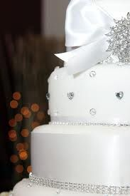 bling wedding cakes - Google Search