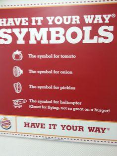 #virtelmarketing #symbols #burger king