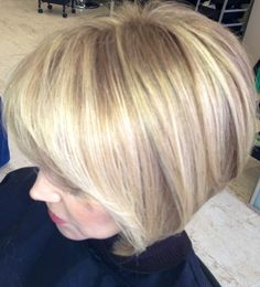 How do you like this blonde!