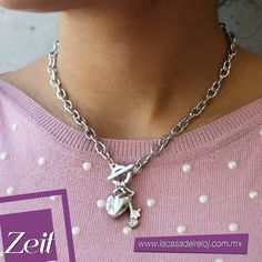 #necklace #silver #jewerly #trends #accesories #pink #2015trends