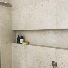 (Tap for details) Shower details …. (Tap for details) More from my site Shower niche Shower Niche Ideas Shower Niche Dimensions Shower niches Showe … Beautiful chevron tiled shower niche Bathroom Niche, Bathroom Renos, Bathroom Renovations, Modern Bathroom, Small Bathroom, Modern Shower, Niche In Shower, Bathroom Interior Design, Home Interior