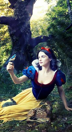 Rachel Weisz ♥ Snow White