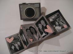 Creations by Patti: Matchbox Week: Camera Matchbox