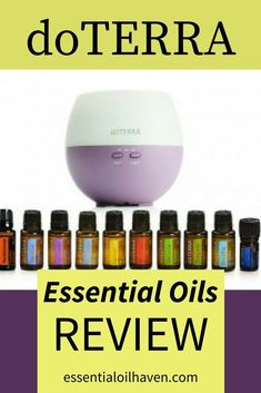 A Full DoTerra Essential Oils Company Brand Review & Why They Don't Use