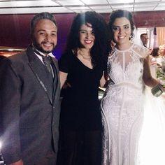 Casamento lindo do @ggomesjr & @krgsilva  felicidades ao casal