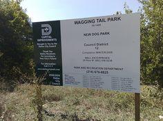 Wagging Tail Dog Park 5841 Keller Springs Rd. Dallas, TX