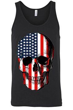 USA Flag Tank Top American Skull Men's Shirt BLACK (3XL) Impress For Less USA http://www.amazon.com/dp/B00VQN94NO/ref=cm_sw_r_pi_dp_u-5lwb1PG23PG