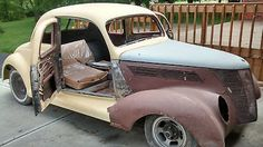 Ford : Other Street Rod 1937 Ford Coupe 5 Windows - http://www.legendaryfind.com/carsforsale/ford-other-street-rod-1937-ford-coupe-5-windows-2/