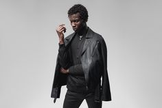 Adonis Bosso Stars in Five Four's 2016 Fall/Winter Campaign