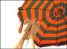 Curare i piedi per averli in forma d'estate credit photo: pinkiwinkitinki