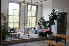 Tina Roth Eisenberg on What Makes a Co-Working Space Great - Core77