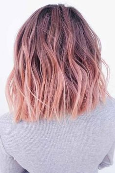 30 adorable ideas on how to draw pastel pink hair # ideas Ombre Hair Color For Brunettes adorable draw hair Ideas pastel Pink Ombre Hair Color, Cool Hair Color, Ombré Hair, New Hair, Hair Dye, Cabelo Rose Gold, Rose Gold Balyage, Pastel Pink Hair, Dark Pink Hair