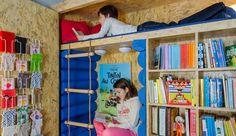我們看到了。我們是生活@家。: 西班牙馬德里的創意工作室Play Office,為孩子創造有趣的場所,讓他們在玩樂中學習!