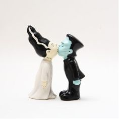 magnetic salt and pepper shakers -frankenstein and bride - $24 - click on the photo for a direct link - http://goreydetails.net/shop/index.php?main_page=product_info=70_140_id=1551