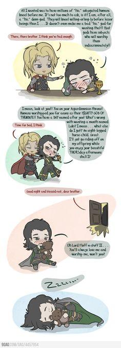 T~T Poor Loki.