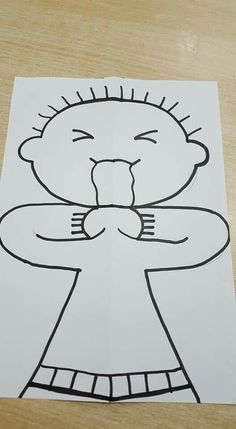 25 Atividades sobre higiene pessoal para crianças Aluno On - MommyGrid.com Five Senses Preschool, Body Preschool, Hobbies And Crafts, Crafts For Kids, Kindergarten Addition Worksheets, Toddler Art Projects, School Health, Shape Art, Summer Crafts