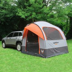 SUV 4 Person Tent & I donu0027t care that people think itu0027s ugly I love the Aztek! | Get ...