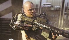 The first official Matt Damon Elysium movie photo is from a Neill Blomkamp directed film. The Matt Damon Elysium photo Jodie Foster, Matt Damon, Diego Luna, Die Antwoord, Sci Fi Movies, New Movies, Watch Movies, Latest Movies, Movies Online