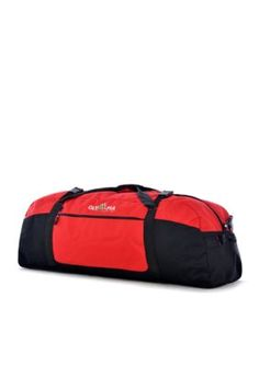Olympia Luggage Red 42-in. Sports Duffel