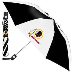 Washington Redskins NFL Automatic Folding Umbrella