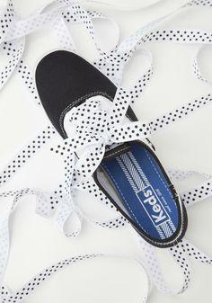 Just #DIY it. #keds #shoes #polkadot
