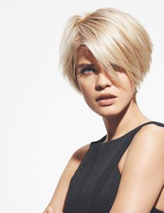 Lovely bob hairstyles, bob haircut, short hairstyles 2015 – short bob hairstyle The post bob hairstyles, bob haircut, short hairstyles 2015 – short bob hairstyle… appeared first on Hair and Beauty 2019 . Short Hairstyles 2015, Modern Bob Hairstyles, Short Bob Haircuts, Wig Hairstyles, Straight Hairstyles, Haircut Short, Medium Haircuts, Hairstyle Ideas, Medium Hairstyles