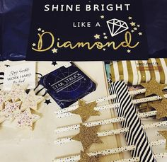 Shine Bright Like A Diamond // A review of Treat Box's November box
