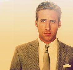 ryan gosling. such a beautiful man.