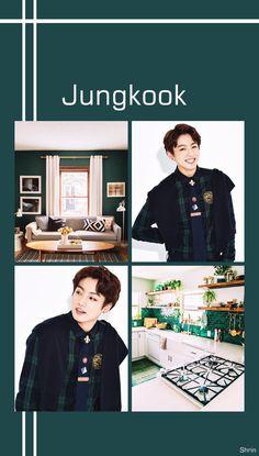 Jungkook of BTS [Wallpaper & Lockscreen]